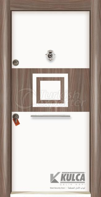 Y-1262 (LAMİNATE STEEL DOOR)